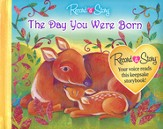 The Day You Were Born - Record a Story