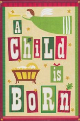 A Child is Born Cards, Box of 20