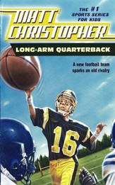 Long Arm Quarterback: A New Football Team Sparks an Old Rivalry - eBook
