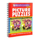 Brain Games Kids: Picture Puzzles