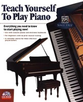 Teach Yourself to Play Piano on CD-ROM