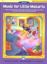 Music for Little Mozarts, Music Discovery Book 4