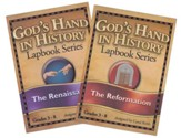 God's Hand in History Lapbook Series: The Renaissance & The  Reformation Combo on PDF CD-ROM