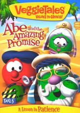 Abe and the Amazing Promise, VeggieTales DVD