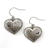 Grace Heart Earring