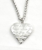 Love, Joy, Peace Necklace