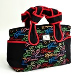 Virtue Knotted Handbag, Multicolored