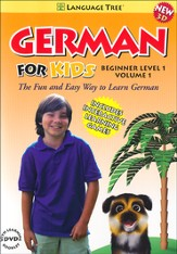 German for Kids Beginner Volume 1