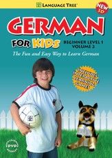 German for Kids Beginner Volume 2