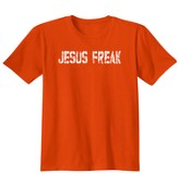 Jesus Freak, Shirt, Orange, Small