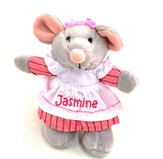 Personalized, Nannerl Mouse Plush Animal
