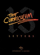 13 Letters: The Curriculum (Student Notebook with/CD  - Slightly Imperfect
