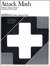 Addition Teacher Resource Book