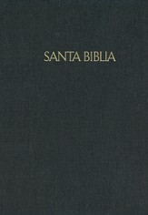 Biblia de Premios y Regalos RVR 1960, Enc. Dura, Negro  (RVR 1960 Gift & Award Bible, Hardcover, Black) - Slightly Imperfect