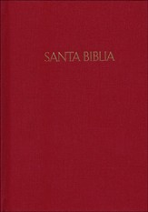 Biblia de Premios y Regalos RVR 1960, Enc. Dura, Rojo  (RVR 1960 Gift & Award Bible, Hardcover, Red) - Slightly Imperfect