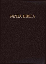 Biblia de Premios y Regalos RVR 1960, Piel Imit., Rojizo  (RVR 1960 Gift & Award Bible, Imitation Leather, Burgundy) - Slightly Imperfect