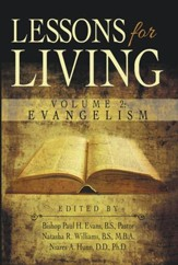 Lessons for Living: Volume 2: Evangelism - eBook