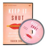 Keep it Shut, Bible Study DVD