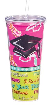 Graduation, Follow Your Dreams Tumbler