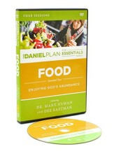 The Daniel Plan, Five Essential Series: Food, DVD