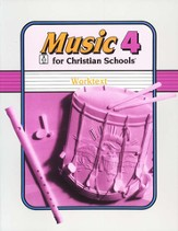 BJU Music 4, Student Worktext