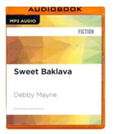 Sweet Baklava - unabridged audio book on CD