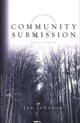 Community & Submission, Spiritual Disciplines Bible Studies