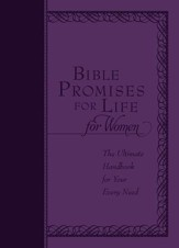 Bible Promises for Life for Women: The Ultimate Handbook for Your Every Need - eBook