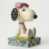 Snoopy's Sister Belle, Peanuts by Jim Shore