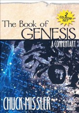 The Book of Genesis - An Expositional Commentary on CD with CD-ROM