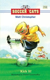 Soccer 'Cats #10: Kick It! - eBook