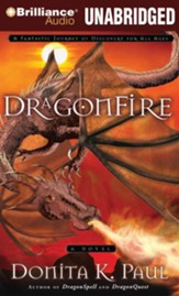 DragonFire #4 - unabridged audiobook on CD