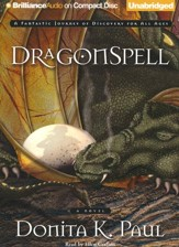 DragonSpell #1 - unabridged audiobook on CD