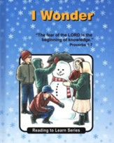 I Wonder Reader, Grade 1, Book 2