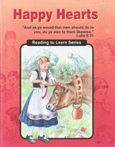 Happy Hearts Reader, Grade 2, Book 2