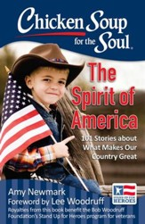 Chicken Soup for the Soul: The Spirit of America - eBook