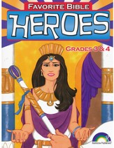 Favorite Bible Heroes, Grades 3-4