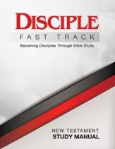 Disciple Fast Track New Testament Study Manual - eBook