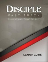 Disciple Fast Track Leader Guide - eBook