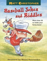 Matt Christopher's Baseball Jokes and Riddles - eBook
