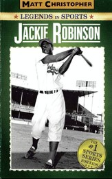 Jackie Robinson: Legends in Sports - eBook