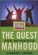 Men's Fraternity: The Quest for Authentic Manhood, Viewer Guide - Slightly Imperfect