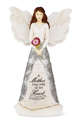 A Mother Loves with All Her Heart Angel