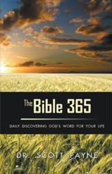 The Bible 365: Daily Discovering God's Word for Your Life - eBook