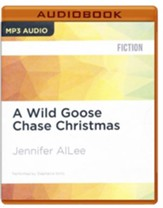 #2: A Wild Goose Chase Christmas - unabridged audio book on CD