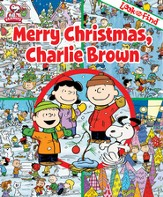 Peanuts: Merry Christmas, Charlie Brown Look And Find