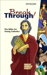 Breakthrough! Bible for Young Catholics