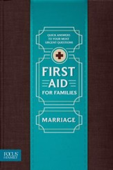 First Aid for Families: Marriage