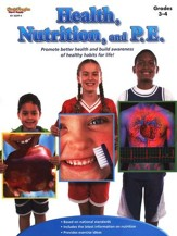 Health, Nutrition, and P.E., Grades 3-4
