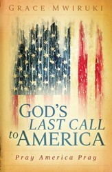 God's Last Call to America: Pray America Pray - eBook